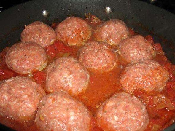 Тефтели рецепт с фото пошагово на сковороде