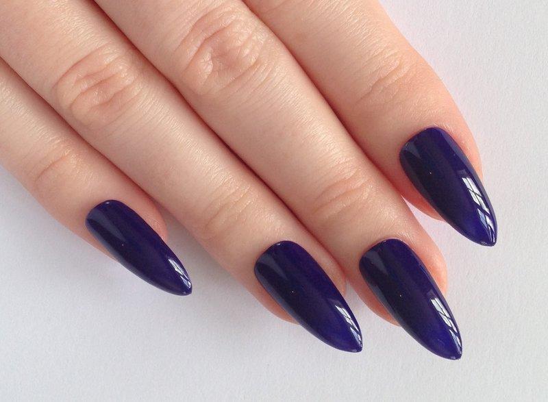 Ногти длинные и красивые