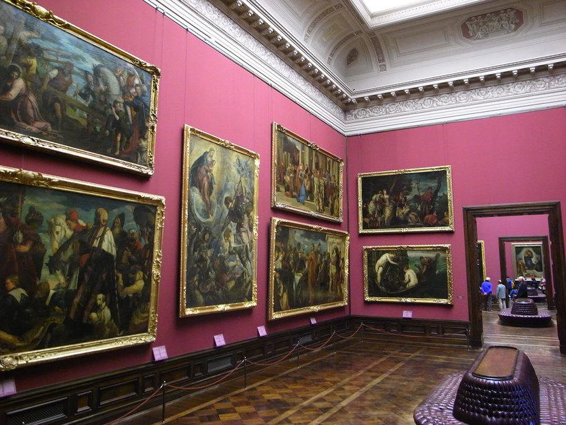 картинки художественный музей потому, что
