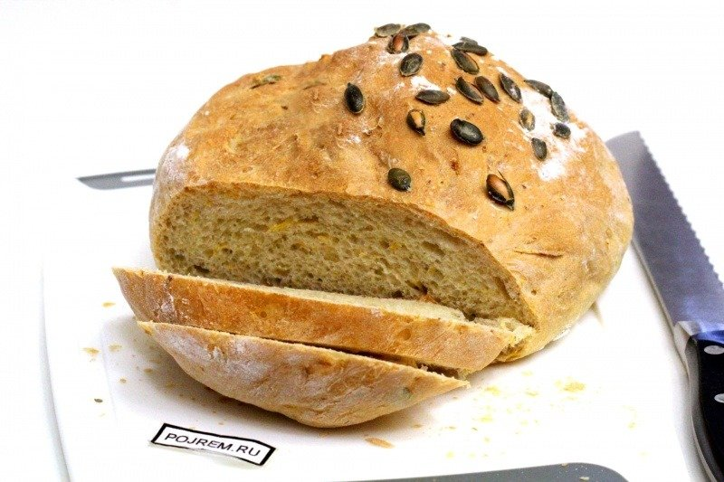 Тыква в хлебопечке рецепт