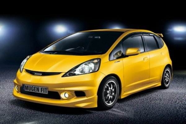 Honda Fit (Jazz).