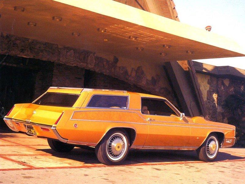 Cadillac Casa de Eldorado Barris Kustom