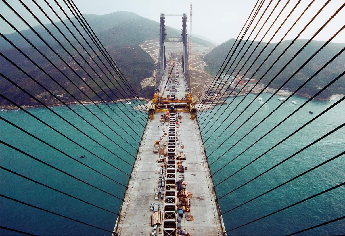 мосты над бездной картинки само сооружение лишило