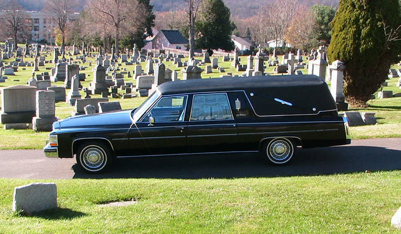 Cadillac Fleetwood Hearse
