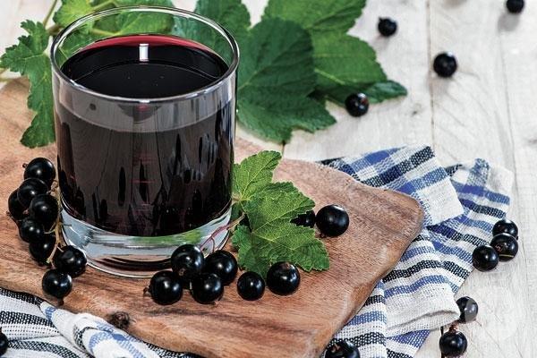 Компот смородины черной рецепт фото