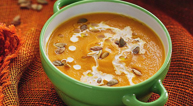 Суп из тыквы рецепты быстро с фото