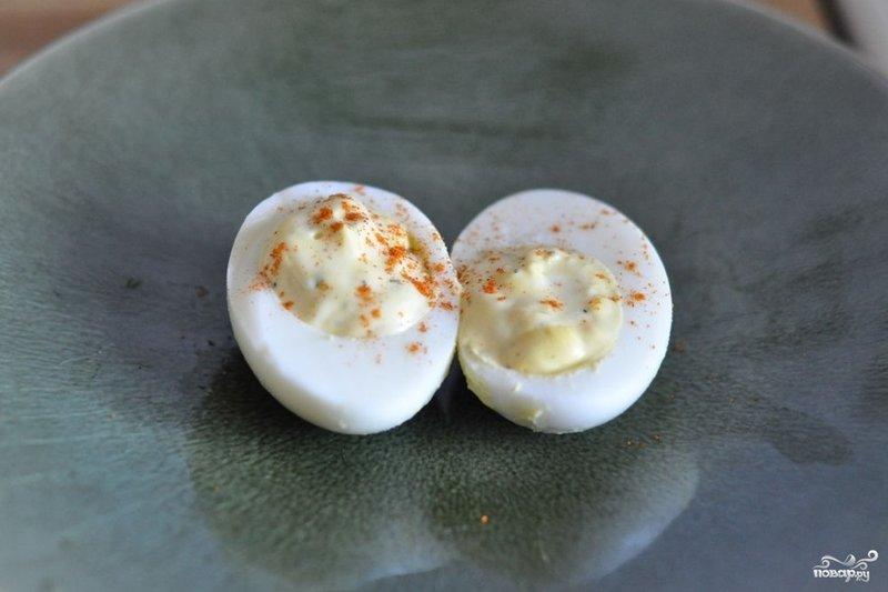 Куриные яйца рецепты фото