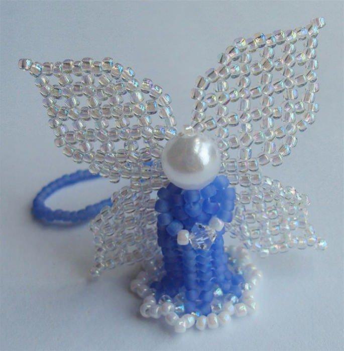 Как сделать подарок своими руками ангелочка 2