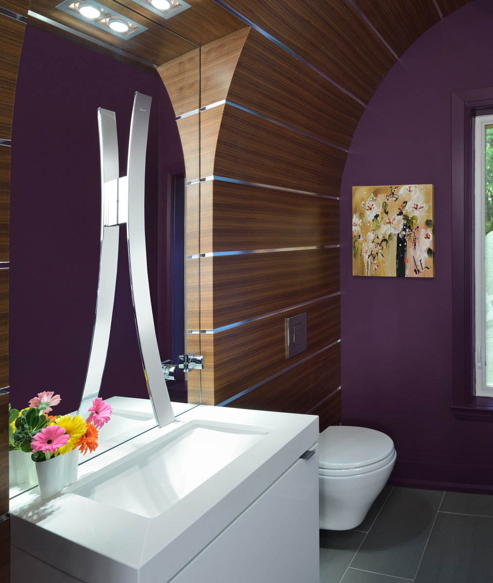 Trends bathroom fixture finishes before buying that new for Fixture finishes trends