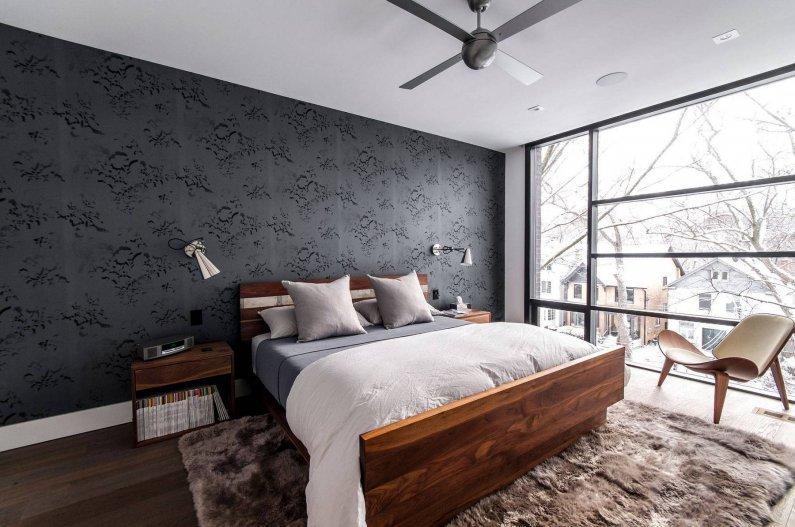 Различные цвета в интерьере современной квартиры выполняют роль яркого акцента, который может оживить помещение и сделать его интересным. Над проектом этой квартиры работала канадский дизайн