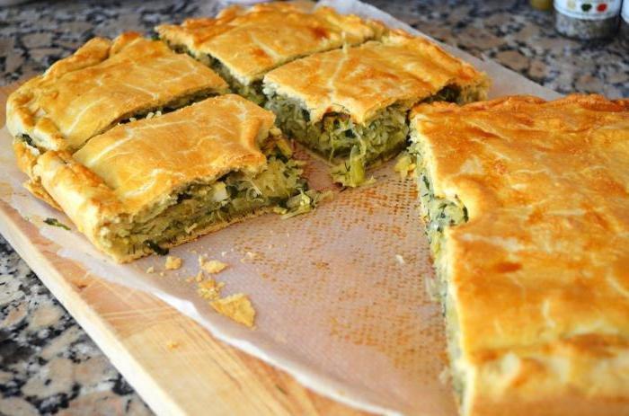 пирог из капусты как приготовить