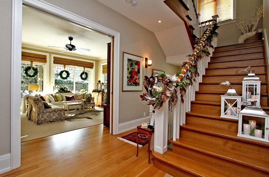коттеджи расположены декорирование лестниц фотографиями вот пятницу