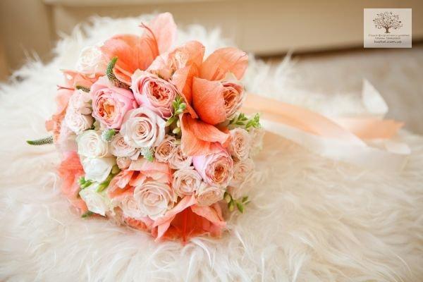 Букет невесты – это маленькое произведение искусства.