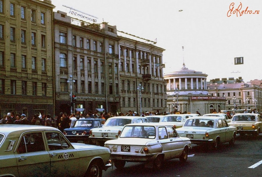 нового, ретро фото ленинграда еще