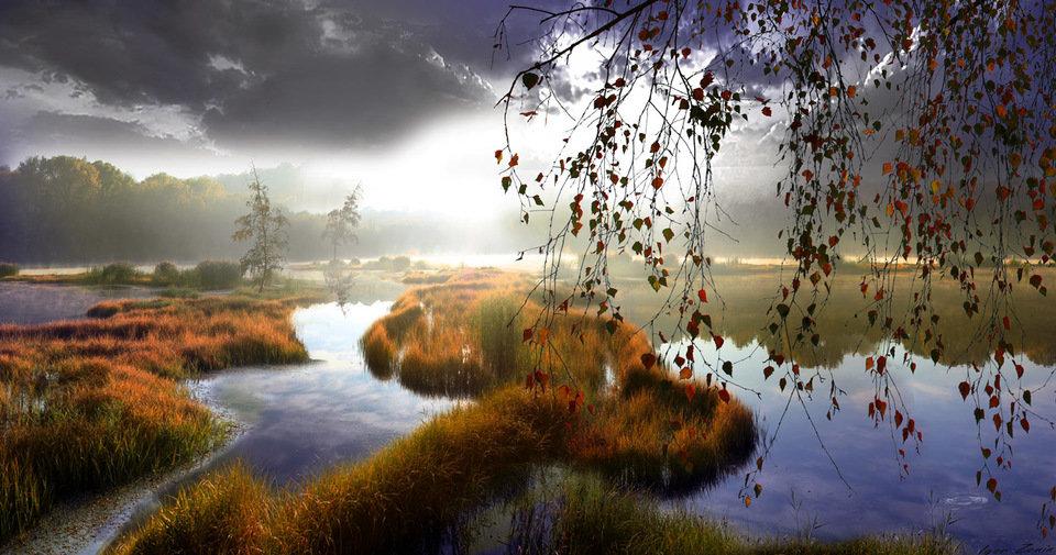 Картинки осень фотохудожник игорь зенин