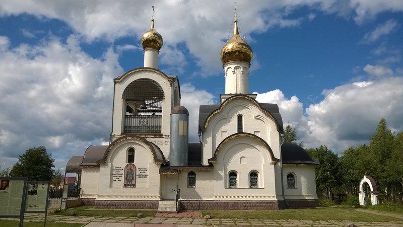 Храм Георгия Победоносца в Переславле-Залесском