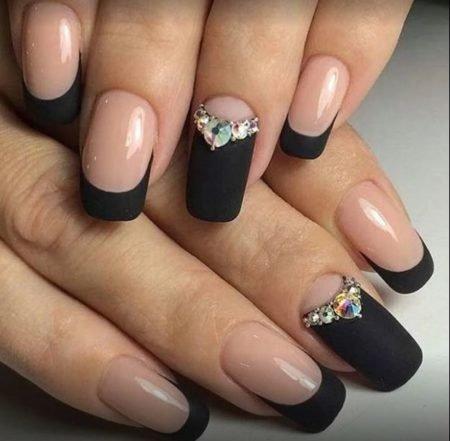 Ногти нежные дизайн фото