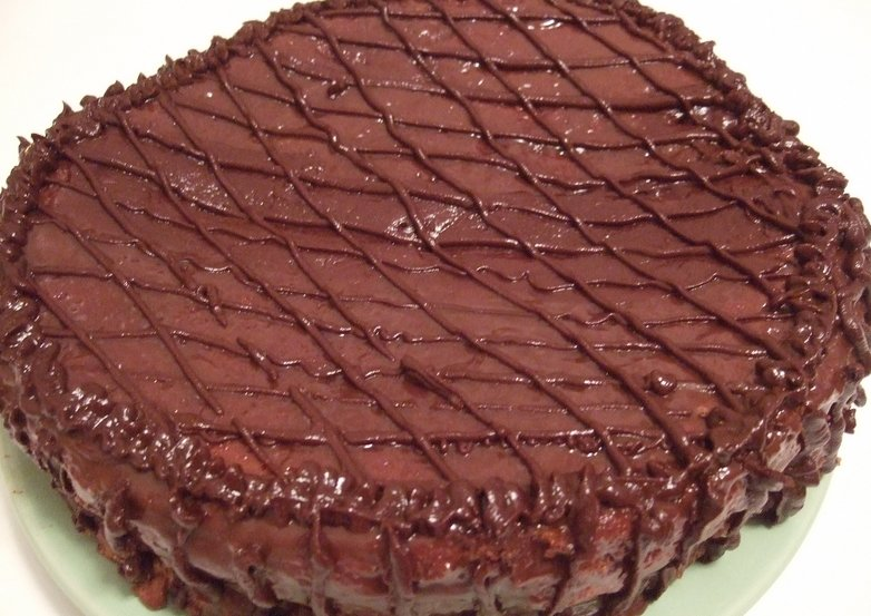 Торт чародейка пошаговое фото