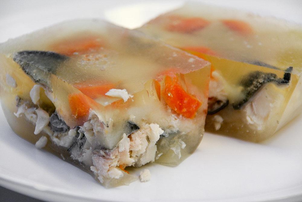рыбное заливное рецепт с фото панама может гордиться