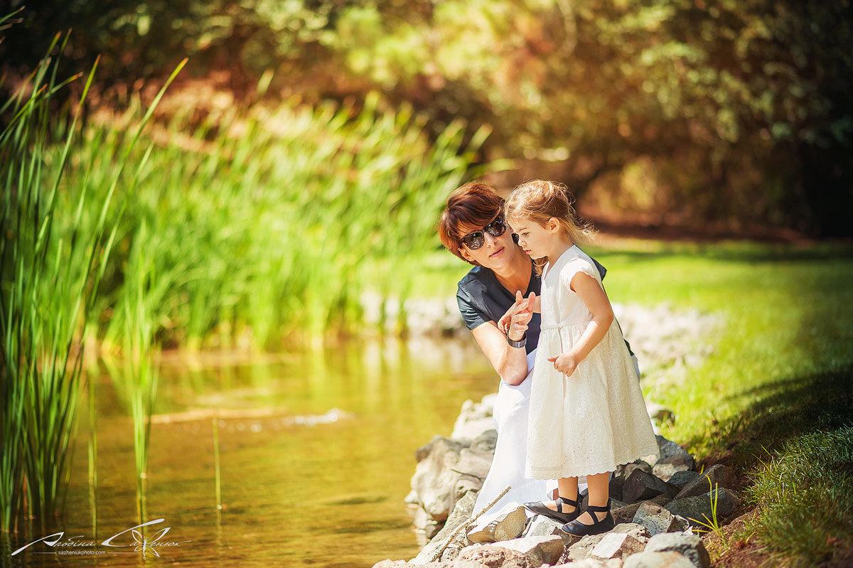 идеи фотосессий на природе летом семейные фанеры распилом доставкой