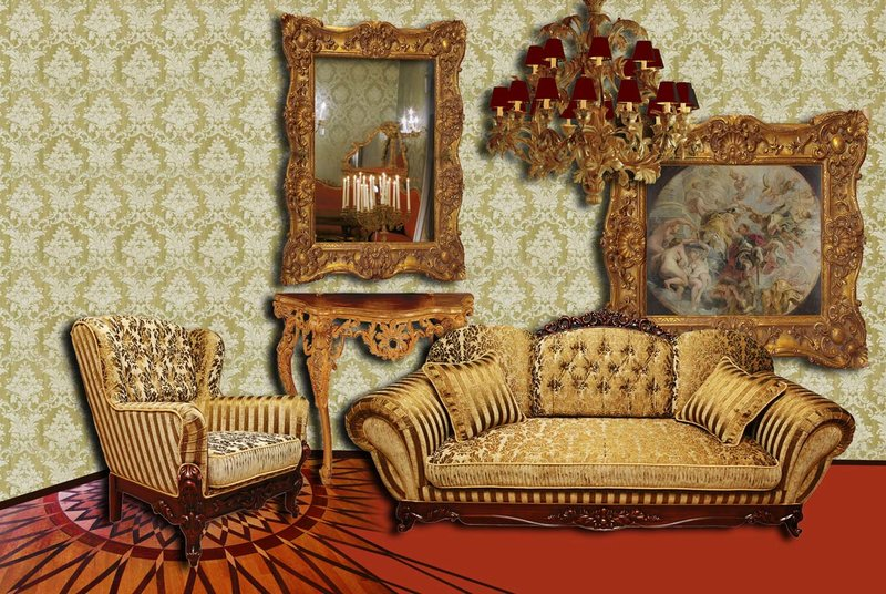 Пример страницы - Декор и дизайн интерьера