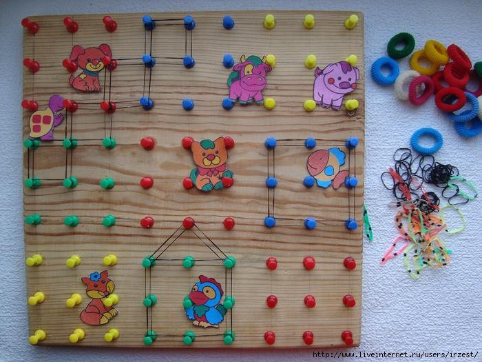 10 простых идей игрушек своими руками в домашних условиях 86
