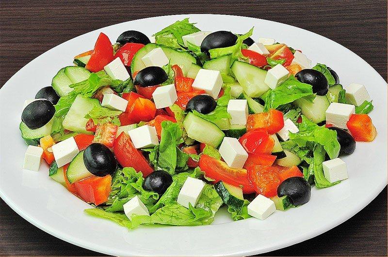 Рецепты-салатов-с-фото