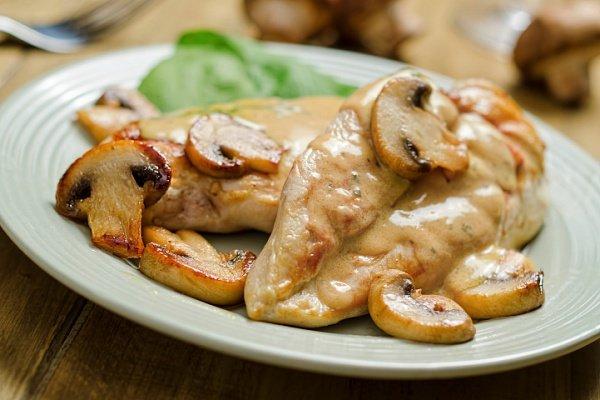 соус к мясу с грибами