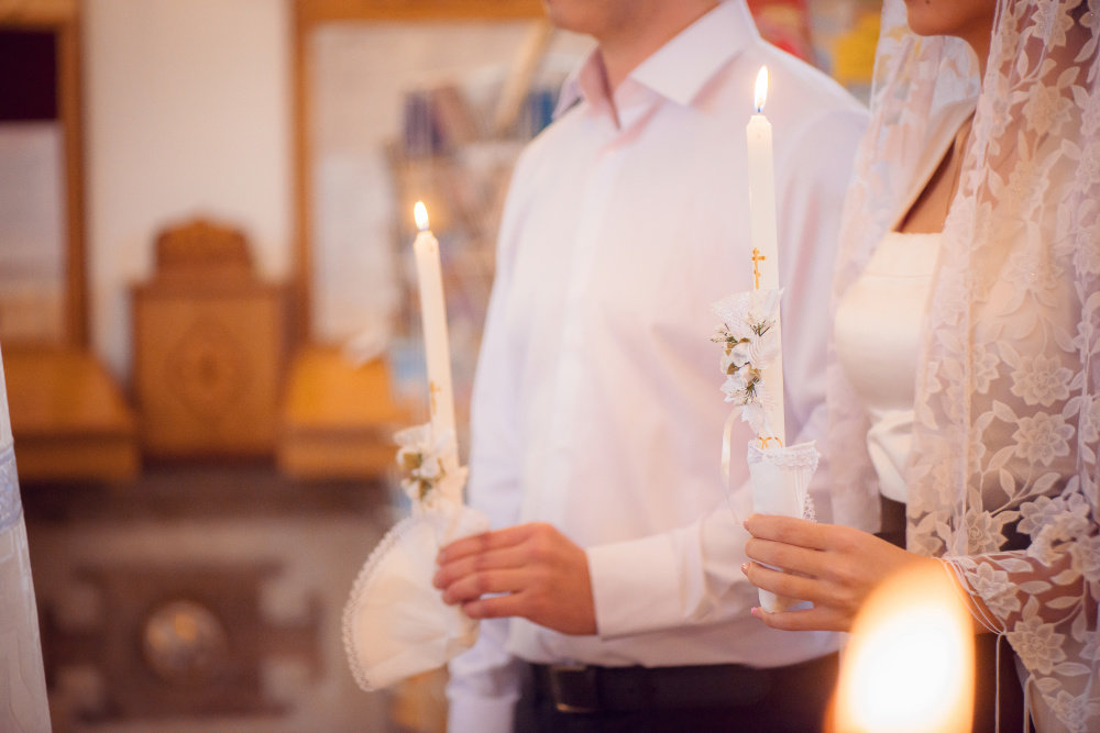 Красивые картинки с радугой на венчание