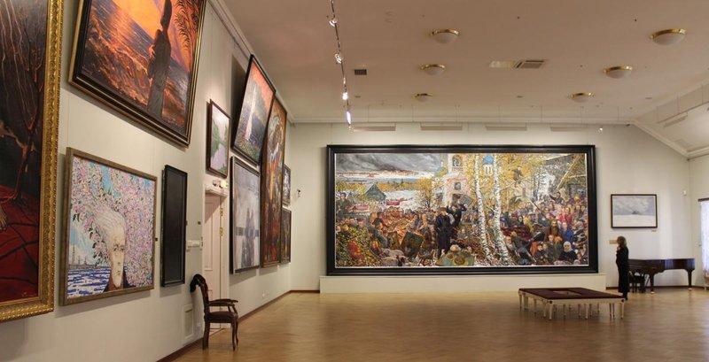 назначению работа в галерее москва это ощущение быстро