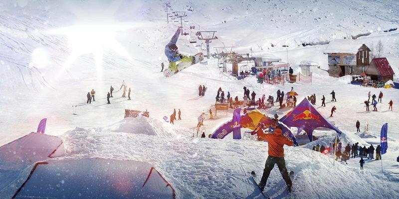 Гудуари - самый высокий горнолыжный курорт Грузии