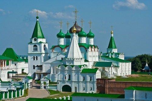 достопримечательности н.новгорода фото и описание