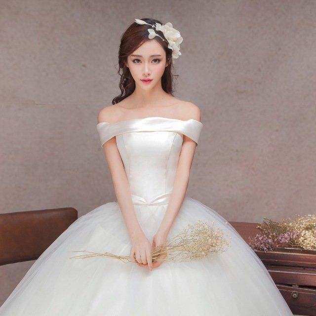 картинки корейские свадебные платья сегодня это