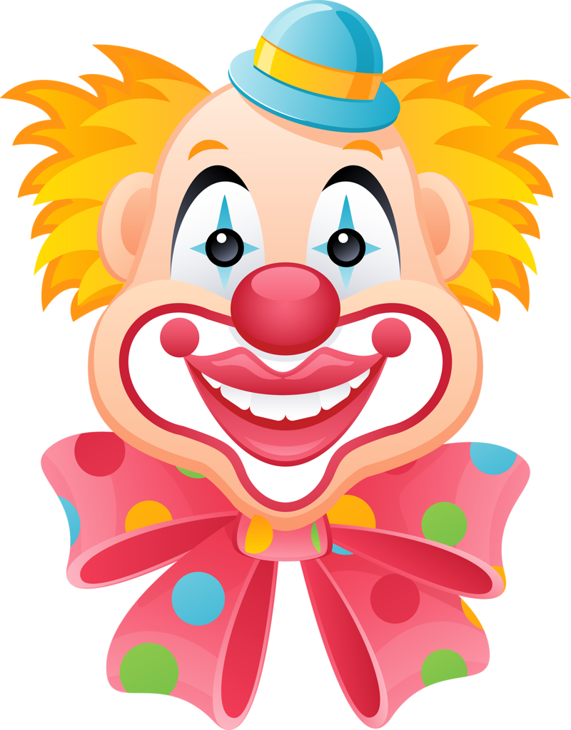Картинки смешных клоунов для детей, россии
