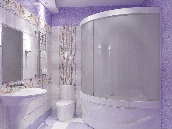 пвх отделка ванной фото