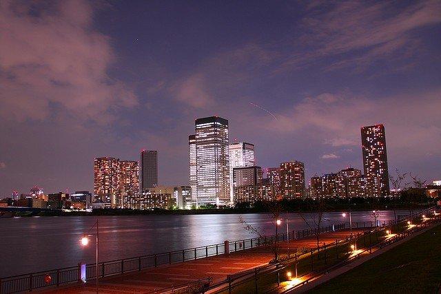 Ночная жизинь Токио