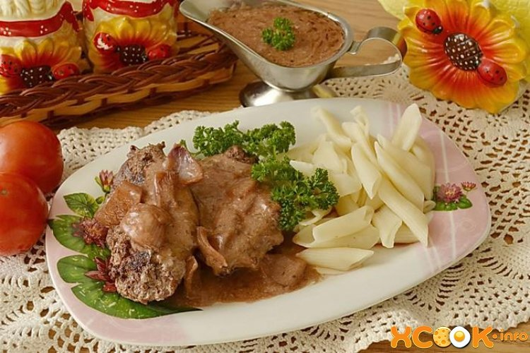 Домашние рецепты блюд с фото