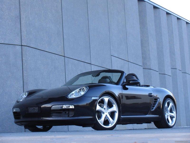 Porsche Techart-Porsche-Boxster