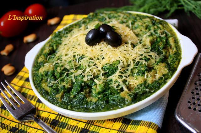Жареный шпинат рецепты с фото