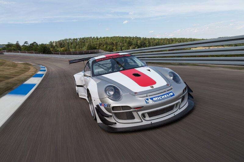 Porsche 911 (997) GT3 R