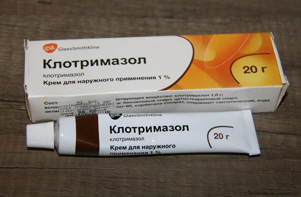 Кандид клотримазол для лечения грибка ногтей