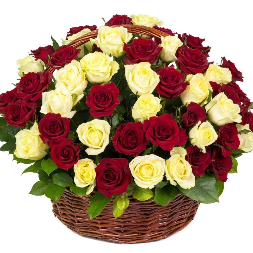 Корзина цветов с днем рождения картинки, картинки февраля