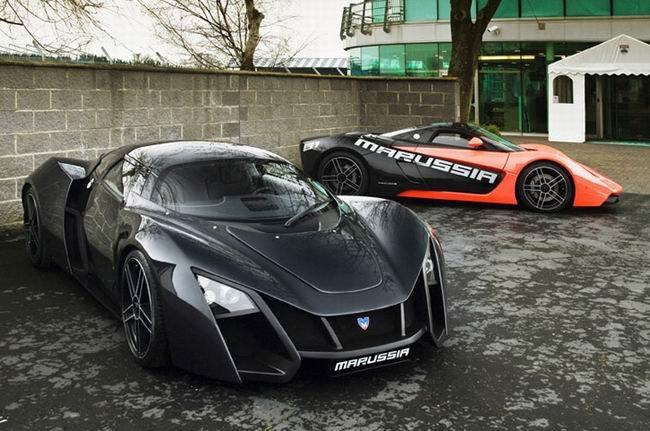 Российская компания Marussia Motors (Маруся Моторс) выпускает суперкары Marussia B1 и B2. Смотрите фото автомобилей Marussia, а также узайте Ð¸Ñ Ñарактеристики и