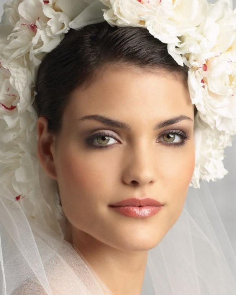 Лёгкий макияж невесты