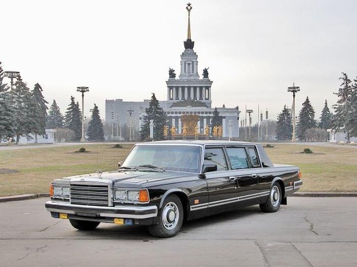 ЗИЛ-4105, бронированный (СССР)[