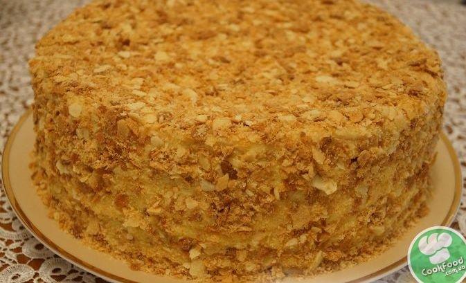 Мягкий рецепт торта медовик в домашних условиях