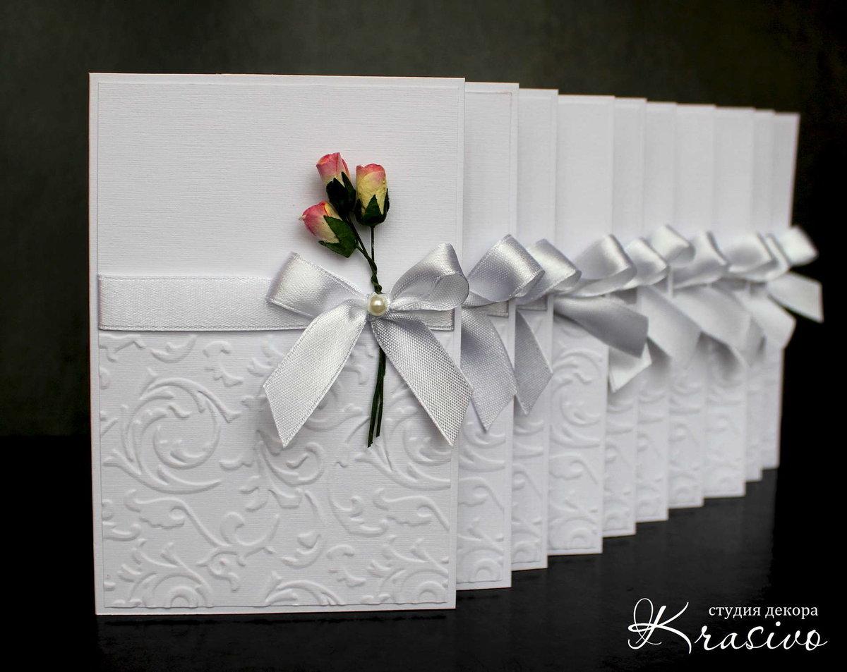Сделай сам открытку на свадьбу