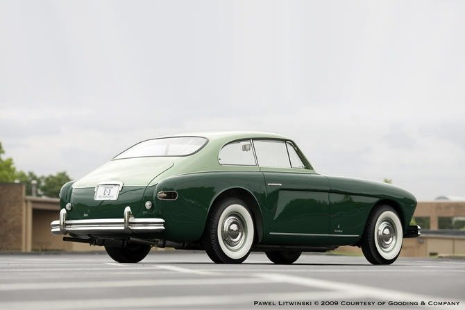 Cunningham C-3 Continental Coupe Prototype (#5206)