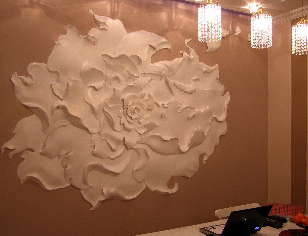 Объемные картинки для стен своими руками