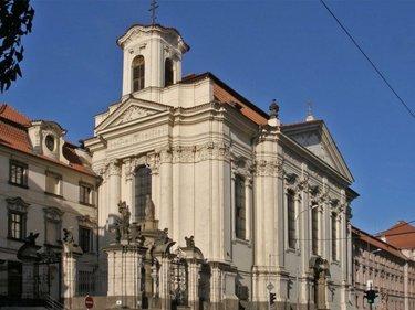 кафедральный собор святых кирилла и мефодия прага